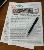 Suntility Bill Audit And Net Metering Credit Services